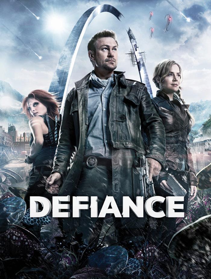 გამოწვევა - Defiance / Вызов (2013– 2015) [Gamowveva Seriali]