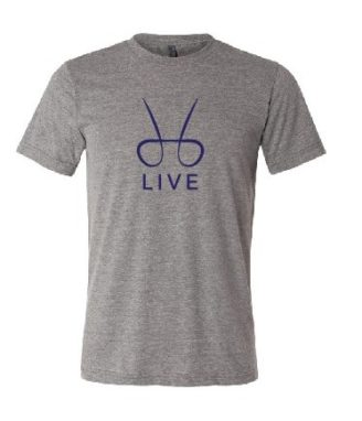 Live Tshirt_Front